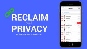 Private Messaging With nandbox Messenger