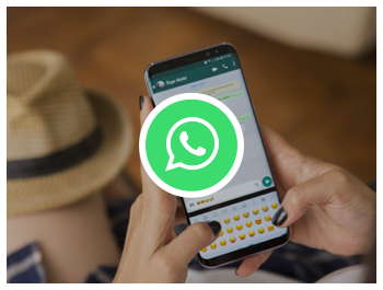 Create a mobile app like Whatsapp in minutes with no code
