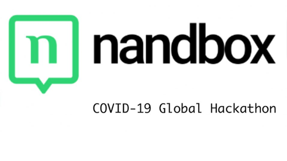 nandbox App Builder in COVID-19 Global Online Hackathon: Together We Are Challenging The Pandemic