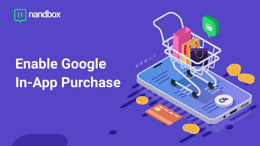 How to Enable Google In-App Purchase in your App