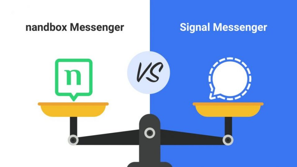 nandbox vs Signal: 10 Things You Need to Know
