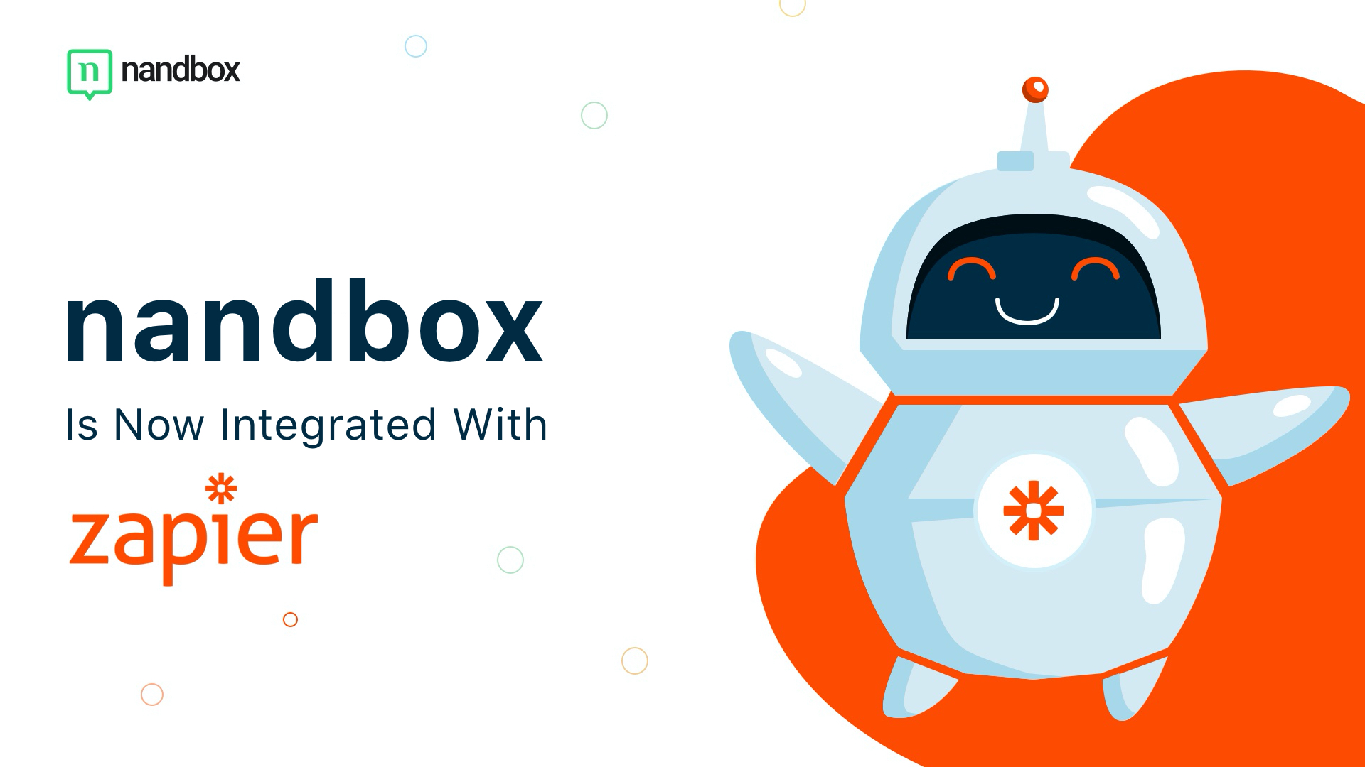 You are currently viewing nandbox is Now Integrated With Zapier!