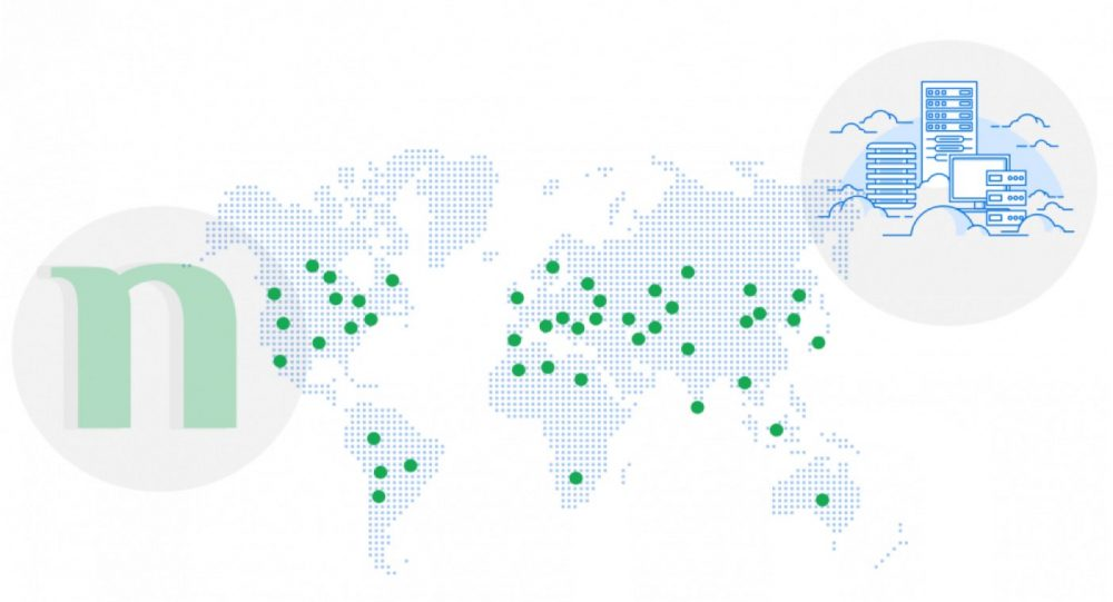 nandbox ecosystem platform and its distribution around the globe.